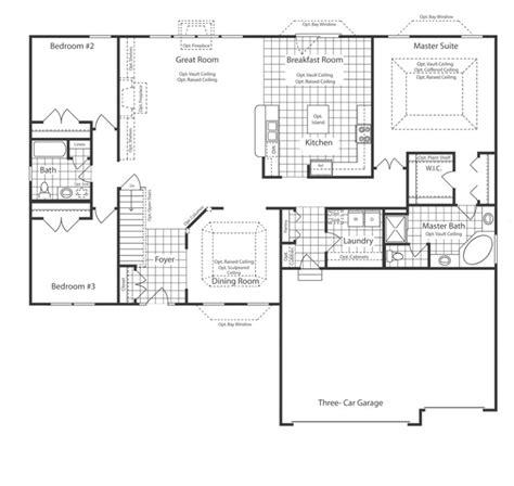 charleston homes floor plans new construction homes st louis area charleston 3