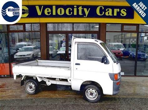 Daihatsu Mini Truck For Sale by 1995 Daihatsu Hijet Mini Truck All Mode 4wd 38k S For Sale