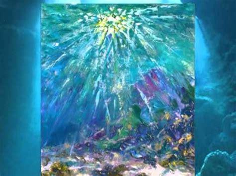 acrylic painting underwater underwater painter belozor ukrainian guinness