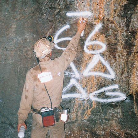 Mine Marking Non Flammable Dy Industries
