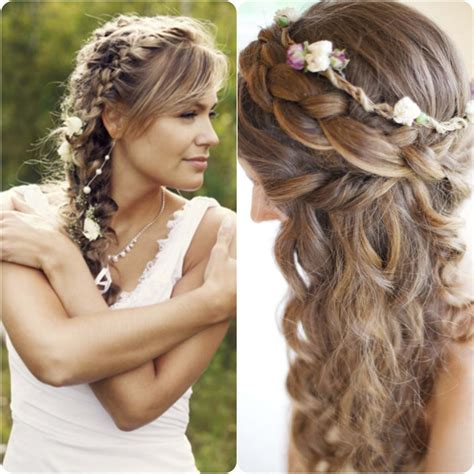 braids with hairstyles 20 braided hairstyles for wedding brides 2016 stylo planet