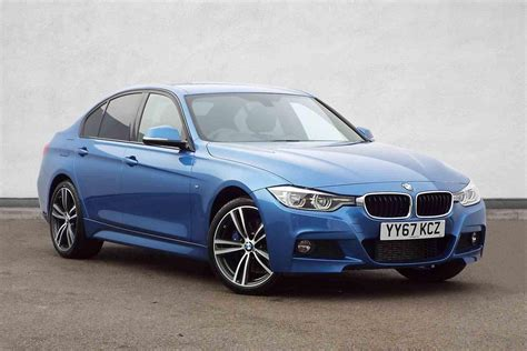 Used Bmw 3 Series by Used 2017 Bmw 3 Series 320d Xdrive M Sport 4dr Step Auto