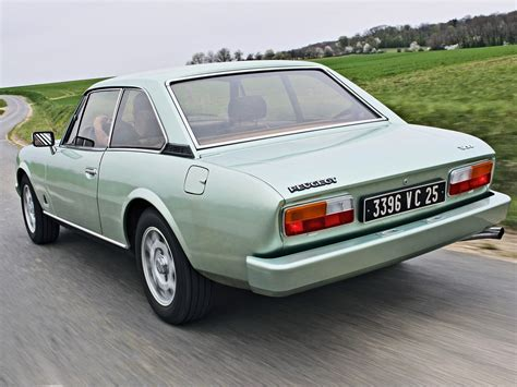 Peugeot 504 Coupe by Peugeot 504 Coupe 1974 1975 1976 1977 1978 1979