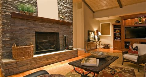 home decor stones 25 interior fireplace designs