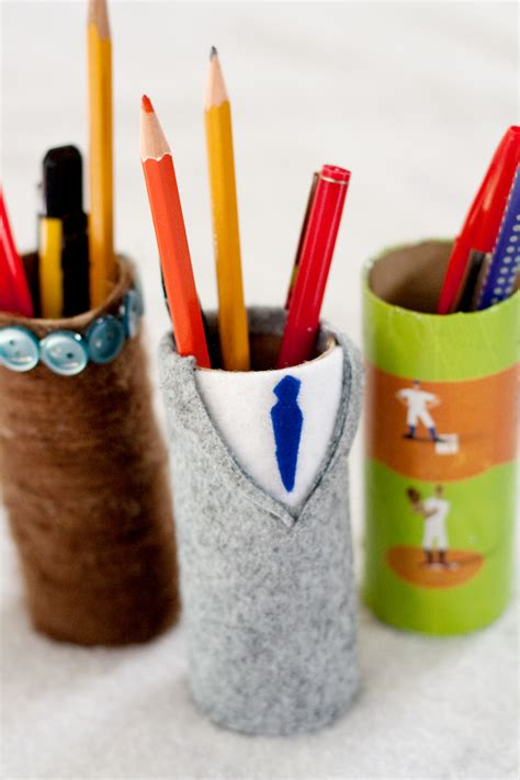 holders to make mrs ricefield a pen holder for s day tutorial