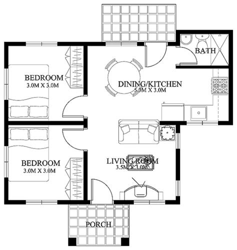 house floor plans and designs 40 small house images designs with free floor plans lay