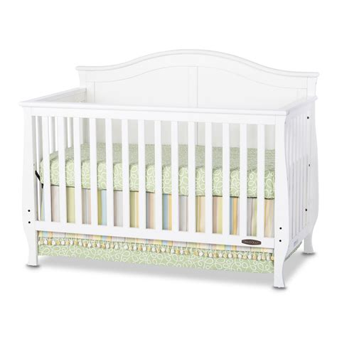 child craft baby crib camden 4 in 1 convertible crib child craft
