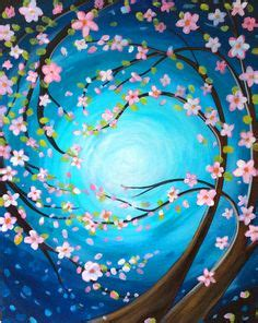 muse paint bar nashua paint nite whimsical blossoms paint nite for