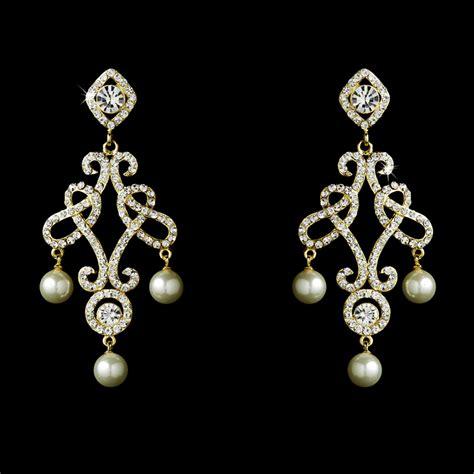 of pearl chandelier earrings majestic austrian pearl chandelier earrings