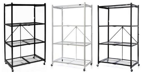 origami shelves costco origami 4 shelf collapsible storage racks 43 best