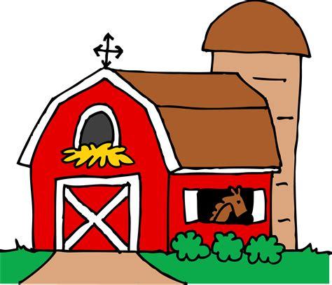 Cool Barn Designs cartoon houses clipart clip art library