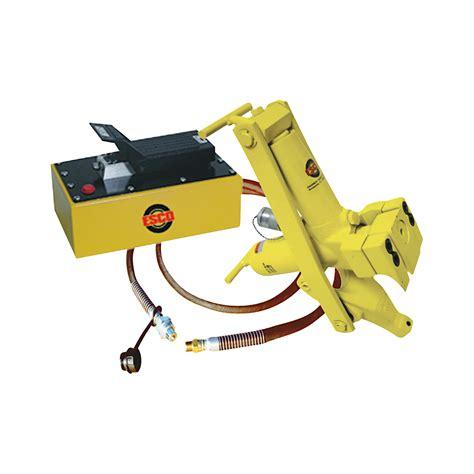 hydraulic bead breaker tool esco hydraulic tire bead breaker kit model 10202 bead