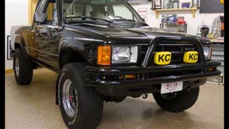 Marty Mcfly Truck For Sale by Back To The Future Toyota