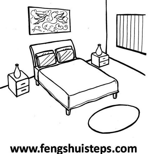 how to draw a bedroom easy feng shui steps the master bedroom part 1 feng