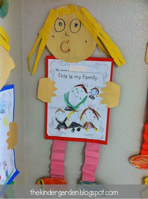 family themed crafts for 25 best ideas about kindergarten family unit on