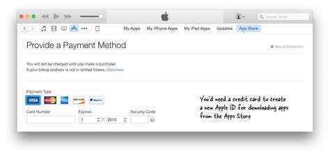how to make apple id with debit card best way to create an apple id without using your credit