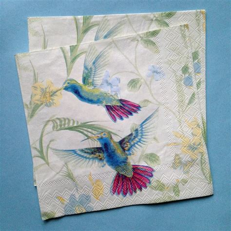 decoupage using paper napkins 2 x decoupage paper napkins 33 33cm 3 ply wedding paper