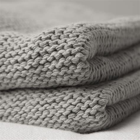 grey knit throw i saw the look at pottery barn put this knit blanket
