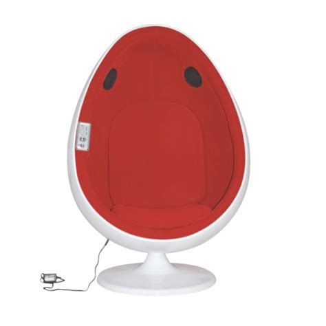 Chair With Speakers by Egg Pod Chair With Speakers