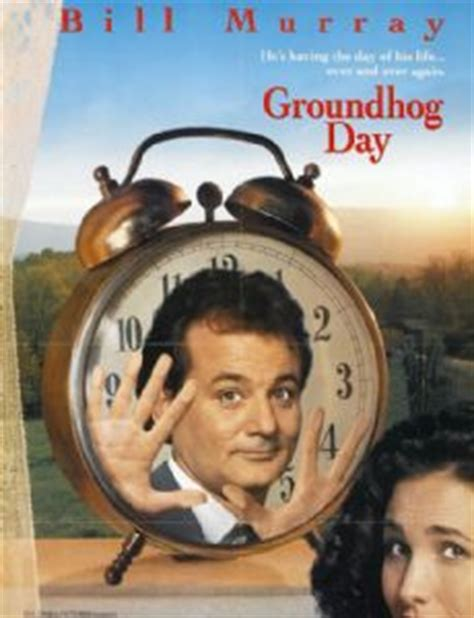 groundhog day characters groundhog day 1993 cast and crew trivia quotes photos