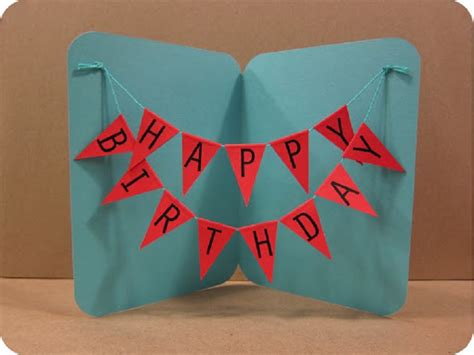 how to make cool birthday cards 7 diy happy birthday cards