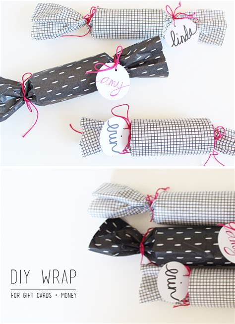 wrap it up gift cards thoughtfully simple