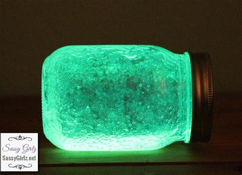 glitter craft projects crafts for tutorial sham rock glowing glitter wishes