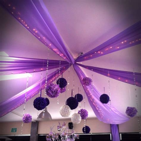 purple blue decorations 25 best ideas about sweet 16 decorations on