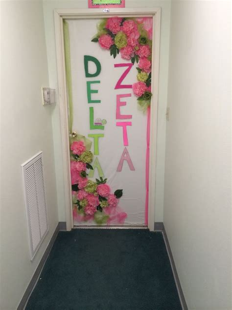 best 25 sorority door decorations ideas on