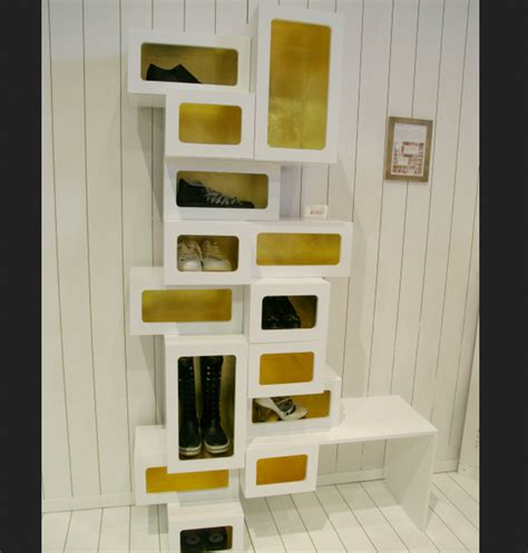 Floor To Ceiling Shoe Rack by Hidden Shoe Storage Ideas For Small Spaces Hidden Storage