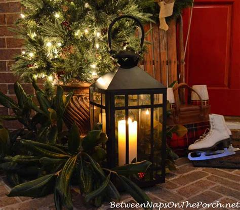 how to decorate lanterns for porch decorating ideas