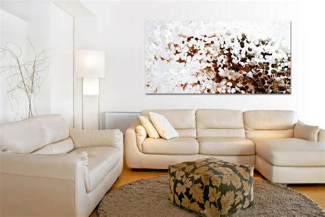 wanddekoration ideen die moderne kunst als akzent