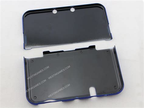 spray painting 3ds xl protector cover with spray skin for new 3ds xl and