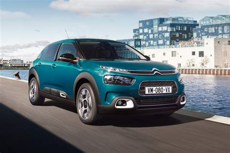 Citroen Cactus by Citroen C4 Cactus Facelifted Airbumps Out Comfier Ride