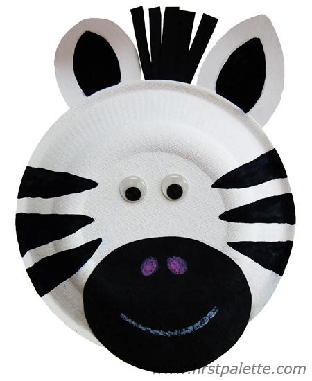 crafts made from paper plates paper plate animals craft crafts firstpalette