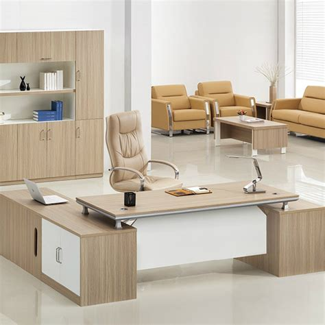 table for office desk professional manufacturer desktop wooden office table