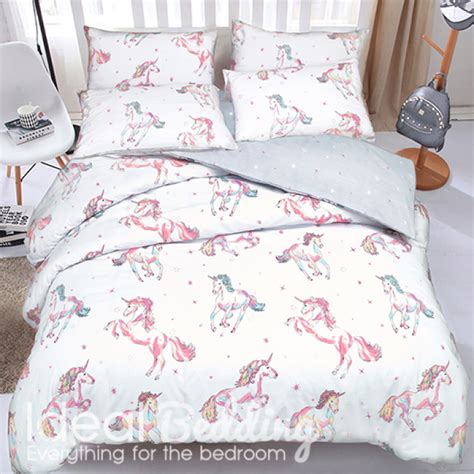 unicorn bedding unicorn bedding sets fair free fedex3d pegasus bedding set