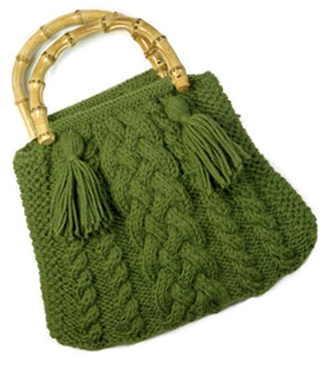 knitting patterns for bags and purses knit the best fall bags and purses free patterns