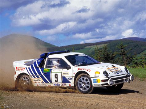 B Rally Car Wallpapers by Ford Rs200 B Rally Car Photos 1600x1200