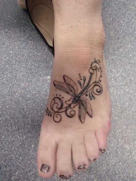 pretty dragonfly tattoo designs for girls pretty designs