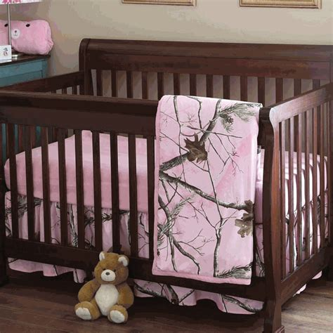 realtree camo crib bedding realtree camo bedding 3 pink camo realtree ap crib