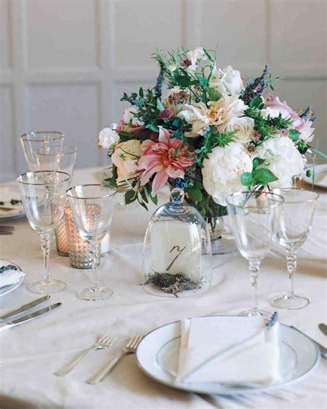 wedding centerpiece 39 simple wedding centerpieces martha stewart weddings
