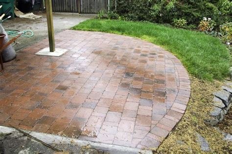 extend patio with pavers paver patio extension texags