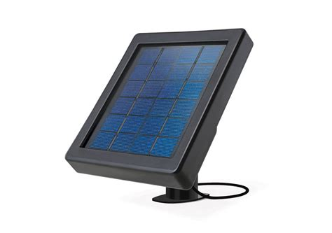 ultimate solar panel see hear and speak to on your property with ring
