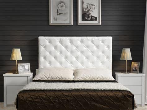 cabeceros de cama blanco cabeceros de cama 161 ideas y dise 241 os para decorar tu