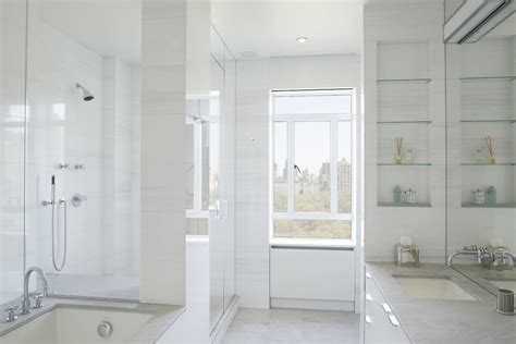 glass shelving bathroom 24 bathroom glass shelves designs ideas design trends