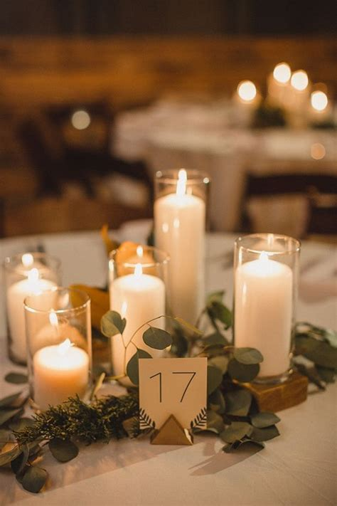 table centerpieces candles 25 best ideas about votive centerpieces on