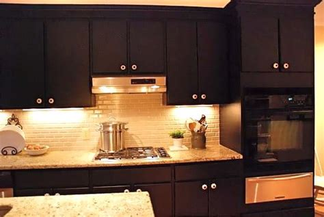 how to paint kitchen cabinets black kitchen trends how to paint kitchen cabinets black
