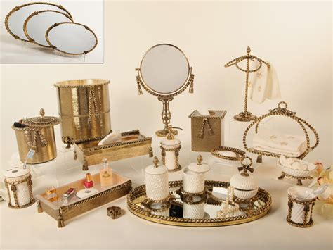 bathroom vanity accessory sets vintage styled bathroom accessories sets yonehome