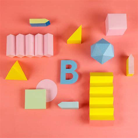 craft paper letters colorful paper craft alphabet fubiz media